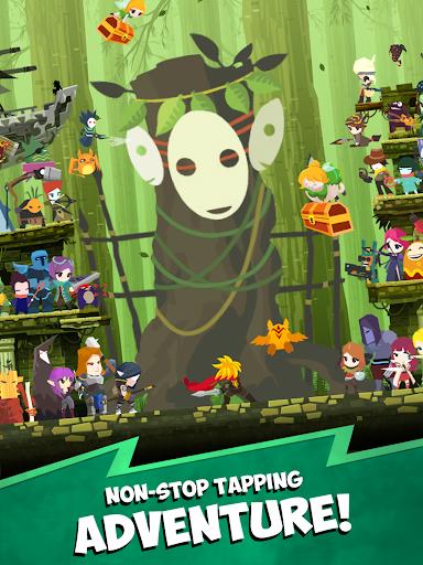 Tap Titans 2: Legends & Mobile Heroes Clicker Game 5.0.1 screenshots 9