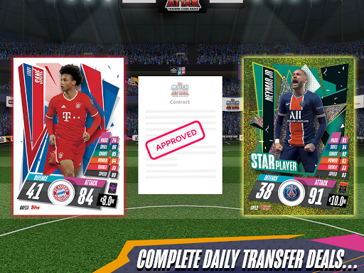 Match Attax 20/21 5.3.0 Screenshots 14