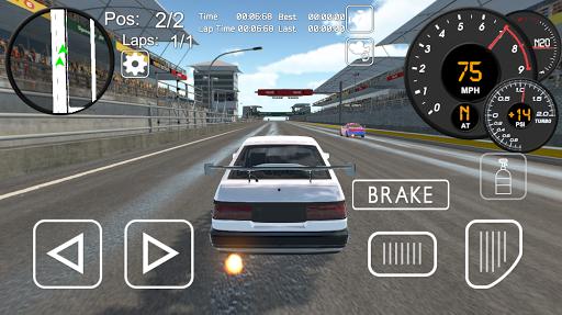 Tuner Z - Car Tuning and Racing Simulator modavailable screenshots 11