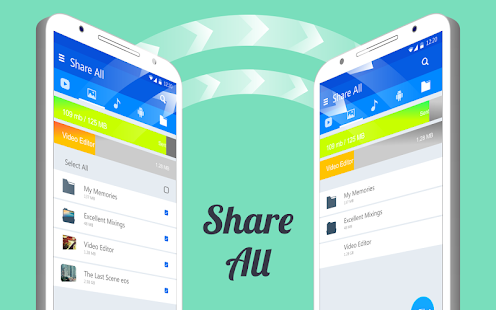 Share ALL : File Transfer & Share Apps Screenshot