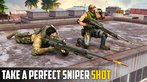 Sniper 3D Shooting Strike Mission: New Sniper Game 1.24 screenshots 2