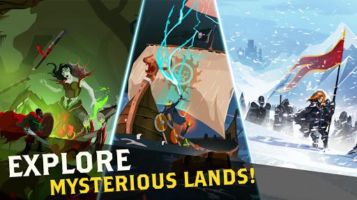 Questland: Turn Based RPG  screenshots 7
