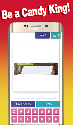 Candy Quiz - Guess Sweets, chocolates and candies 8.8.3z screenshots 4