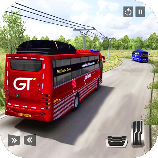 City Coach Bus Driving Simulator: Driving Games 3D APK