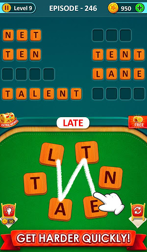 Word Game 2021 - Word Connect Puzzle Game 2.7 Pc-softi 7