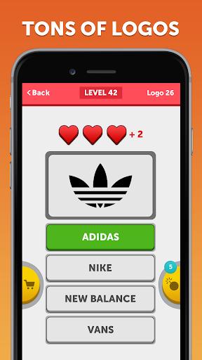 Logomania: Guess the logo - Quiz games 2021 3.1.8 Screenshots 5