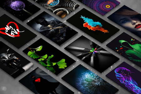 Black Wallpapers - 4K Dark & AMOLED Backgrounds 5.1.32