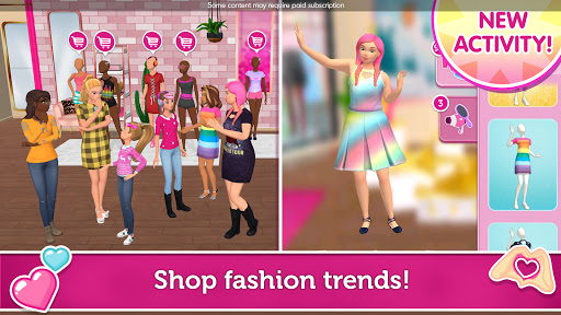 Barbie Dreamhouse Adventures apklade screenshots 1