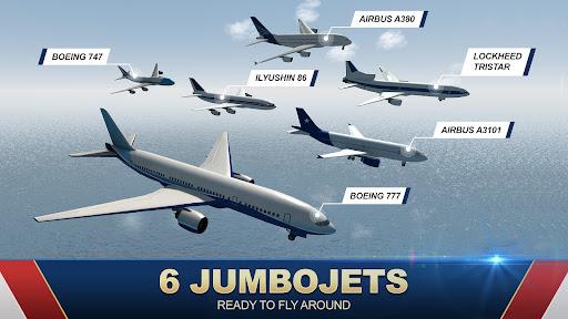 Jumbo Jet Flight Simulator 1.102 screenshots 3