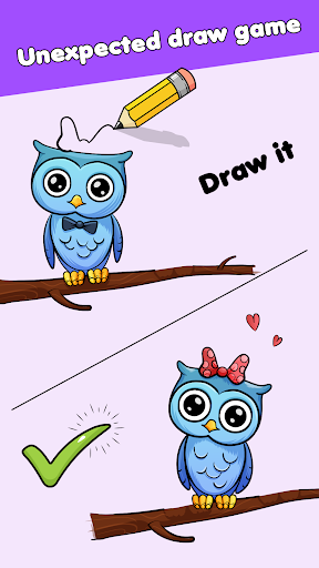 Draw it - Draw One Part 1.2 screenshots 5