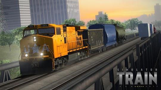 Train Simulator PRO 2018 v1.5 MOD (Money, Diamond) APK 1