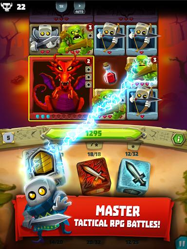 Dice Hunter: Quest of the Dicemancer 5.0.5 screenshots 9