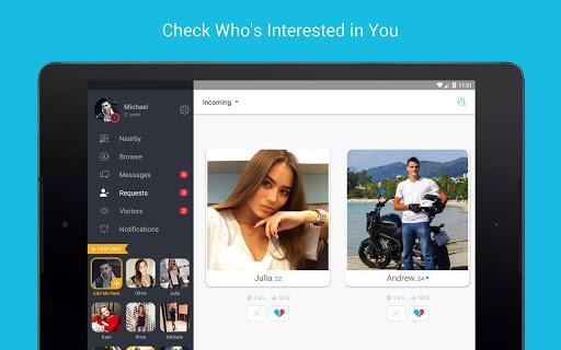 WannaMeet u2013u00a0Dating & Chat App 5.16.2 Screenshots 8