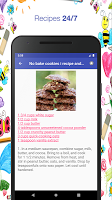 Cookie recipes with photo offline