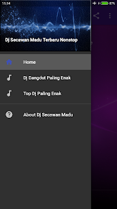 Lagu Dj Secawan Madu Offline 4.1 MOD Apk Download 1