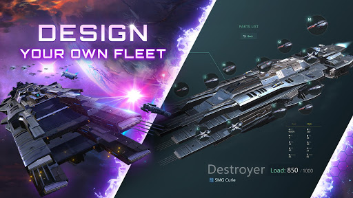 Stellaris: Galaxy Command, Sci-Fi, space strategy  screenshots 7