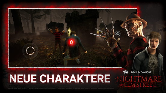 DEAD BY DAYLIGHT MOBILE – Multiplayer Horror Game Screenshot