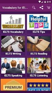 Vocabulary for IELTS - IELTS Full 9.4.2