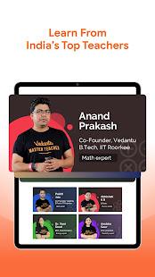 Vedantu: LIVE Learning App | Class 1-12, JEE, NEET 1.6.9 Screenshots 9
