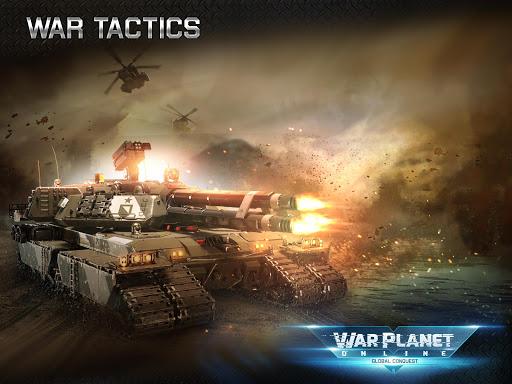 War Planet Online: MMO Game screenshots 16