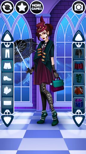 Gothic Dress Up 1.2.3 screenshots 9