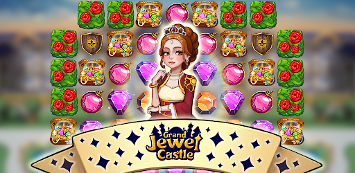 Grand Jewel Castle: Graceful Match 3 Puzzle 1.2.5 screenshots 2