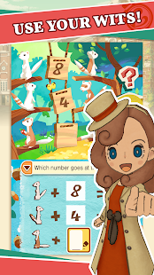 LAYTON'S MYSTERY JOURNEY  – Starter Kit Screenshot