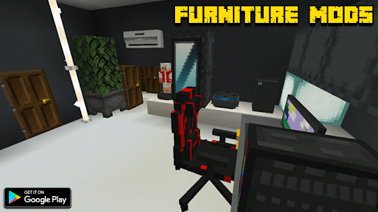 Minecraft Pe Furniture Mod Apk – Minecraft Furniture İndir GÜNCEL SÜRÜM 2021* 2