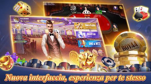 Texas Poker Italiano (Boyaa) 6.4.1 screenshots 1