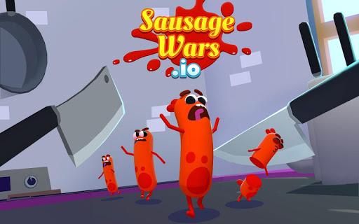 Sausage Wars.io 1.6.7 screenshots 8