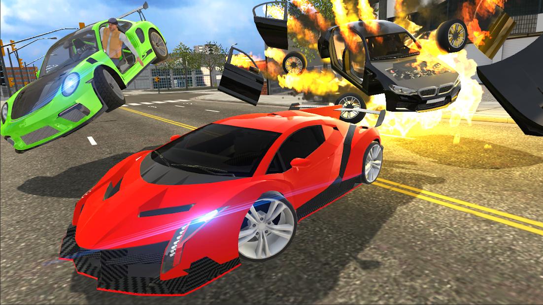Crime Online – Action Game