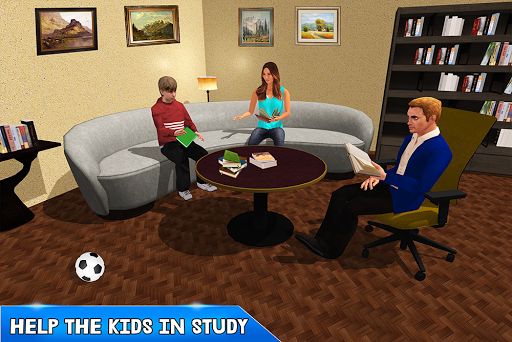 Virtual Step Dad Simulator: Family Fun 1.05 screenshots 19