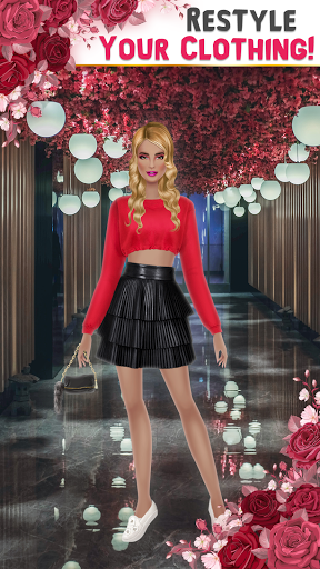 Girls Go game -Dress up and Beauty Stylist Girl 1.3.16 screenshots 6