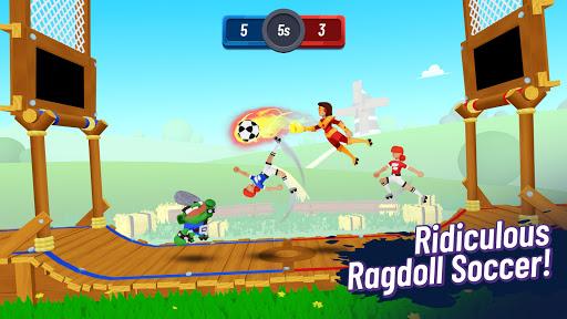 Ballmasters: Ridiculous Ragdoll Soccer android2mod screenshots 7