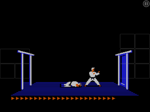 Karateka Classic 1.11 screenshots 10