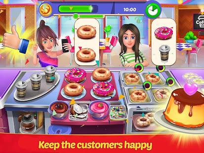 Restaurant Master : Kitchen Chef Cooking Game 1.6 Screenshots 9