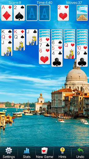 Solitaire Card Games Free  screenshots 2