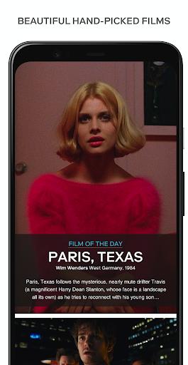 mubi — curated cinema screenshot 1