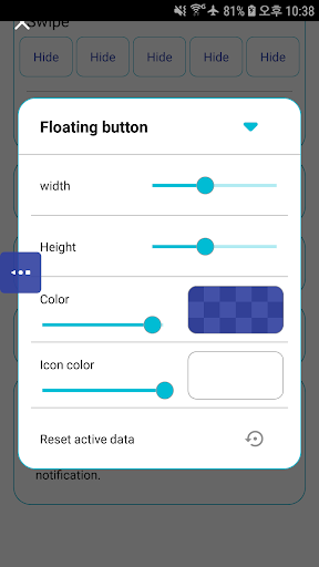 Simple Control - Navigation bar apktram screenshots 8
