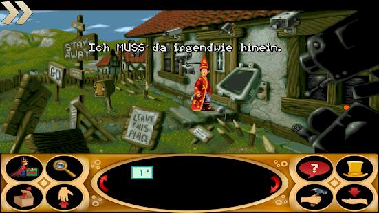 Simon the Sorcerer - Mucusade Screenshot