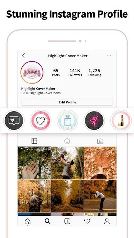 Highlight Cover & Logo Maker for Instagram Story  poster 3