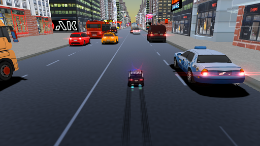 RC City Police Heavy Traffic Racer apkpoly screenshots 7