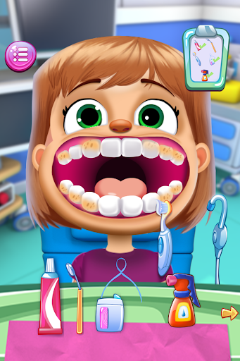 Dentist Care Adventure - Tooth Doctor Simulator 3.5.0 screenshots 5