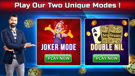 Spades Free - Multiplayer Online Card Game modavailable screenshots 12