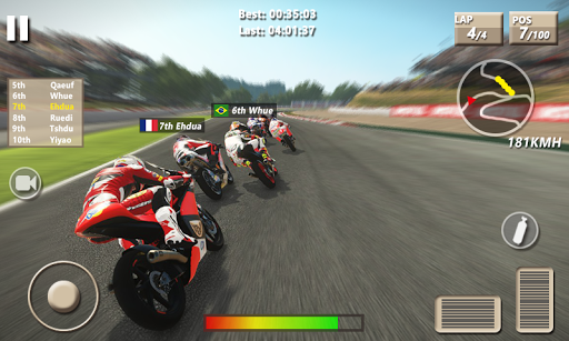 Speed Moto Bike Racing Pro Game 3D  screenshots 2