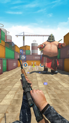 Shooting Range Master - Target Shooting  APK MOD (Astuce) screenshots 1