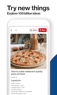 Pinterest [v9.5.0] APK Mod for Android logo
