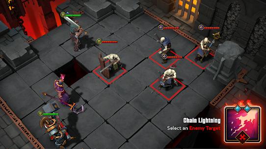 Grimguard Tactics: End of Legends MOD APK 0.6.8 (Unlimited Money) 6