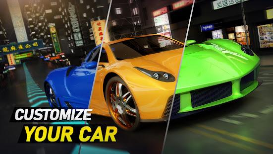 Crazy Speed Car mod apk