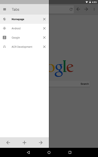 Lightning Browser - Web Browser 5.1.0 Screenshots 18